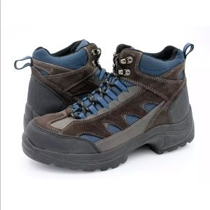 Ozark Trail Mens Lace Up Athletic Hiking Shoes